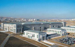 Bασικός βραχίονας του νέου τουρκικού δόγματος είναι η υπηρεσία πληροφοριών ΜΙΤ. Tο νέο της κτιρίο, που εγκαινιάστηκε στις αρχές του 2020, πρέπει να είναι 3-4 φορές μεγαλύτερο από το κτίριο της Βουλής των Ελλήνων.