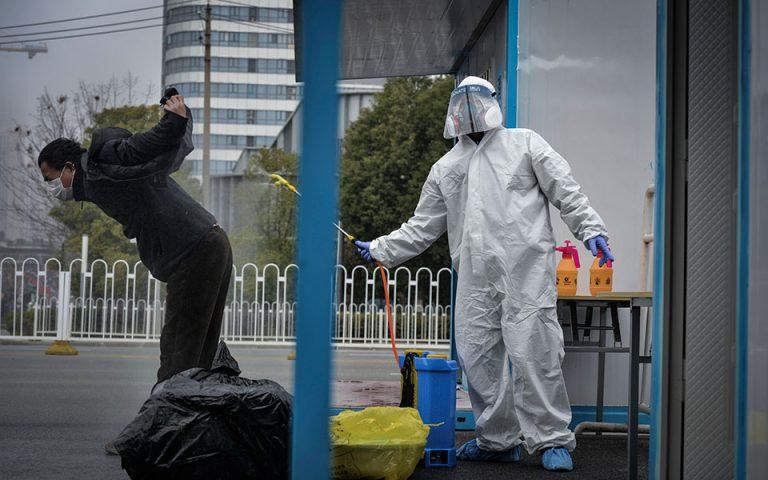 Κορωνοϊός: 150 νέοι θάνατοι και 409 νέα κρούσματα στην Κίνα