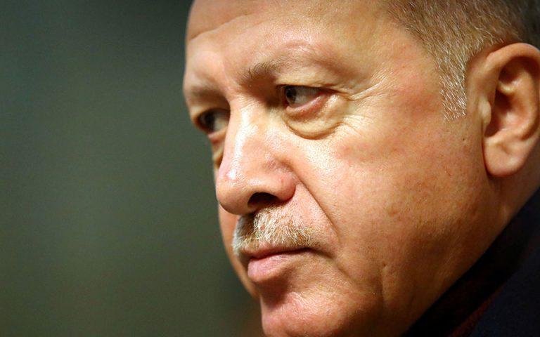 Συριακό: Επικοινωνία Ερντογάν με ΗΠΑ, Γερμανία, Γαλλία και Βρετανία