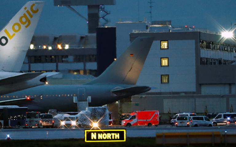 Δυσαρέσκεια Βερολίνου για την άρνηση Μόσχας να ανεφοδιάσει αεροσκάφος που μετέφερε άτομα από τη Γουχάν