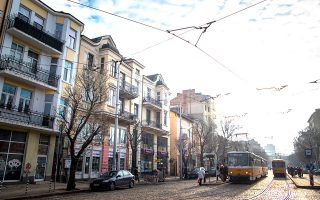 Στιγμιότυπο από τη ζωή στη Σόφια. (Φωτογραφία: Getty Images/Ideal Image)