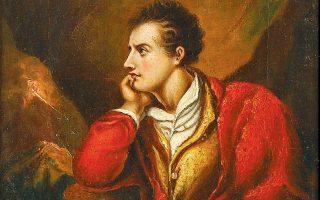 Πορτρέτο του Βύρωνα από τον Ρίτσαρντ Γουέστολ.