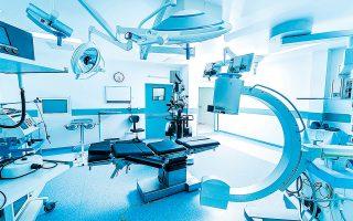 Κατά τη διάρκεια της κρίσης, σημαντικό ποσοστό δωρεών κατευθύνθηκε στον τομέα της υγείας.