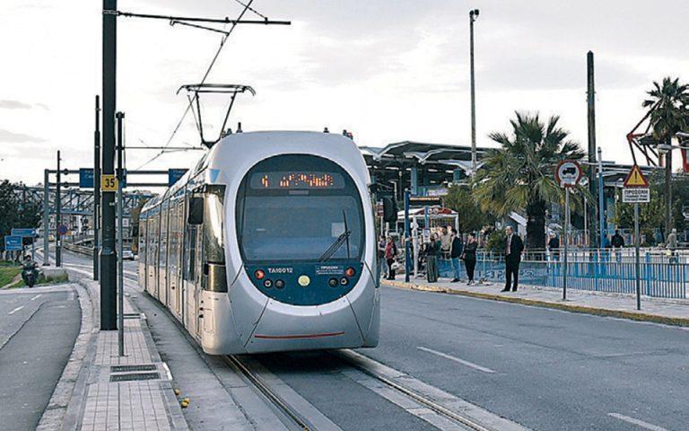 Αργεί η μετακίνηση του τραμ στο Φάληρο