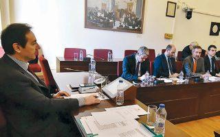 Ο κ. Μιωνής, παράλληλα με όσα κατέθετε στην Προανακριτική, υπέβαλε και μήνυση για σειρά σοβαρών αδικημάτων κατά του κ. Δημ. Παπαγγελόπουλου στην Εισαγγελία Αθηνών.