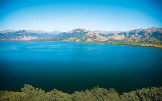 Το Εθνικό Πάρκο Πρεσπών. Το σύστημα διαχείρισης των προστατευόμενων περιοχών αναδιαρθρώνεται πλήρως.