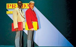 Προσπάθειες για αντιμετώπιση των κατηγοριών ρατσισμού καταβάλλει ο οίκος Prada, όπως φάνηκε και στην παρουσίαση της φθινοπωρινής κολεξιόν τον Ιανουάριο στο Μιλάνο.
