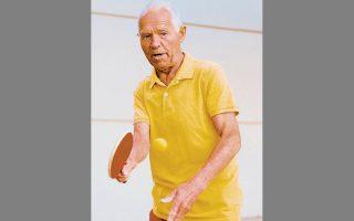 Το πινγκ πονγκ είναι μια μορφή αεροβικής άσκησης, που βελτιώνει τον συντονισμό χεριού - ματιού, διεγείρει τα αντανακλαστικά και τον εγκέφαλο.
