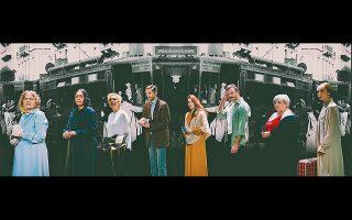 Το έργο που παρουσιάζεται στο θέατρο «Σταθμός»  αφηγείται μια προσωπική και ταυτόχρονα τη συλλογική ιστορία ενός ολόκληρου λαού.