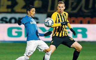 Στον πρώτο αγώνα στη Θεσσαλονίκη οι δύο ομάδες είχαν αρκεστεί στο 0-0, σε ένα παιχνίδι με λίγες καλές φάσεις.