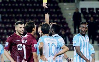 Σύμφωνα με το Ποδοσφαιρικό Παρατηρητήριο, οκτώ από τα δέκα πρωταθλήματα του κόσμου με τις περισσότερες κάρτες ανά αναμέτρηση προέρχονται από τη Ν. Αμερική. Αλλά και η Ελλάδα... δεν τα πάει κι άσχημα...