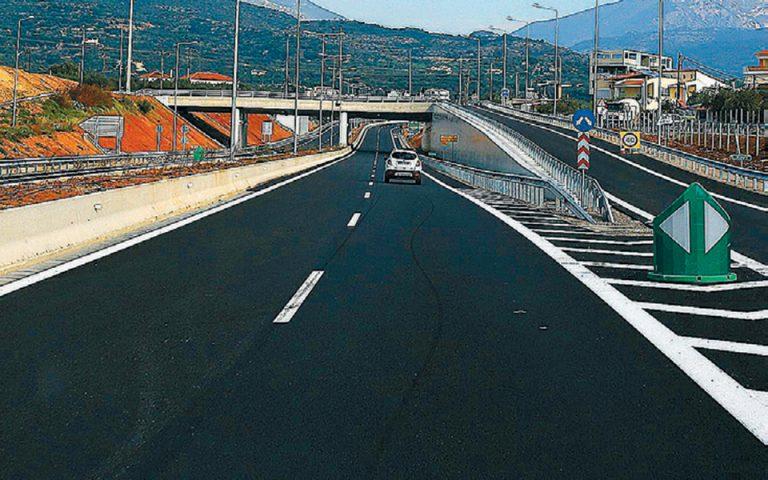 Αγώνας δρόμου για τον οδικό άξονα Ακτιο – Αμβρακία