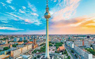 Το Βερολίνο αποδίδει εν μέρει την υποχώρηση της παραγωγής στον κατασκευαστικό κλάδο, ο οποίος λόγω των εορτών συρρικνώθηκε.