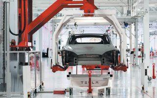 Η Tesla σχεδιάζει βιομηχανική μονάδα που θα απασχολεί 12.000 άτομα και θα παράγει έως και 500.000 αμάξια τον χρόνο.