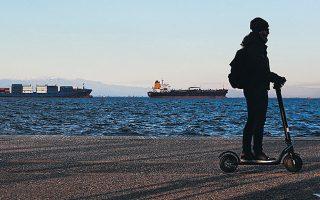 Οι ευοίωνες προοπτικές για εταιρείες όπως η Tier Mobility πιστοποιούν τη δημοφιλία του ηλεκτρικού πατινιού στα παγκόσμια αστικά κέντρα.
