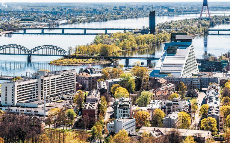 Στη Βαλτική το ευρωπαϊκό κέντρο εναλλακτικών μορφών δανεισμού