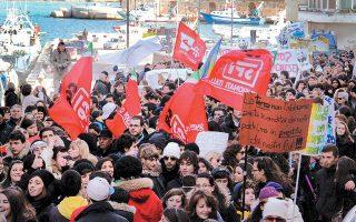 Στην Απουλία της Ιταλίας με συνεχείς κινητοποιήσεις οι κάτοικοι ζητούσαν την απαγόρευση των ερευνών για κοιτάσματα πετρελαίου και φυσικού αερίου και των εξορύξεων. Αντίστοιχες αντιδράσεις υπήρξαν και στην Ισπανία.