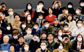 Οι διοργανωτές δεκάδων αγώνων απαγορεύουν την προσέλευση θεατών για να αποτρέψουν τη μετάδοση του ιού.