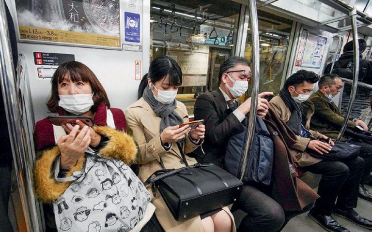 Τι μας αποκαλύπτουν οι «ομάδες» κρουσμάτων στην Ιαπωνία