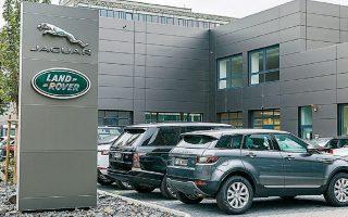 Η Jaguar Land Rover ανακοίνωσε ότι μέχρι το τέλος της επόμενης εβδομάδας θα έχει έλλειψη σε εξαρτήματα αυτοκινήτων.