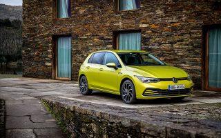 Oι τιμές του νέου Volkswagen Golf ξεκινούν από 20.500 ευρώ (για την έκδοση 1.0 TSI 110 PS).