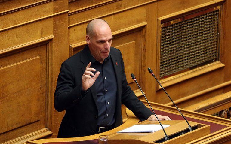 Γ. Βαρουφάκης: Θα δημοσιοποιήσω τις ηχογραφήσεις των Eurogroup μέχρι το τέλος Φεβρουαρίου