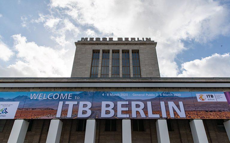 Ακυρώθηκε η Εκθεση Τουρισμού του Βερολίνου λόγω του κορωνοϊού