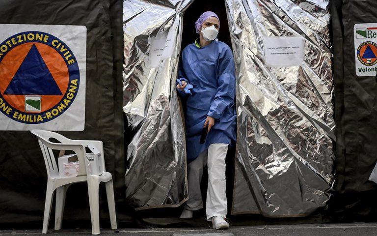 Ιταλία: 650 τα κρούσματα, 17 οι νεκροί  από τον κορωνοϊό