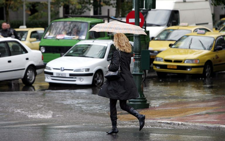 Κρύο, βροχές και θυελλώδεις άνεμοι την Παρασκευή