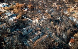 Η πολύνεκρη πυρκαγιά στο Μάτι ήταν μια επώδυνη προειδοποίηση της ανάγκης μέτρων για τη θωράκιση απέναντι στην κλιματική αλλαγή/Φωτ: VERVERIDIS VASILIS-SHUTTERSTOCK.