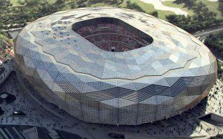 Η εισηγμένη έχει αναλάβει την κατασκευή τριών έργων στο Κατάρ συνολικής αξίας 193,3 εκατ., που αφορούν την ανέγερση αθλητικών εγκαταστάσεων για το Παγκόσμιο Κύπελλο Ποδοσφαίρου του 2022.
