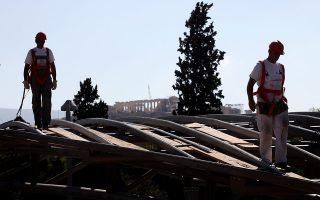 Ο Δήμος Αθηναίων, καθώς και εκείνοι του Πειραιά και της Θεσσαλονίκης, θα έχουν τη δυνατότητα να παρεμβαίνουν σε σημεία της πόλης όπου υπάρχει κάποιο πρόβλημα, ακόμα και αν τυπικά δεν τους ανήκει η συγκεκριμένη αρμοδιότητα. AP/PETROS GIANNAKOURIS