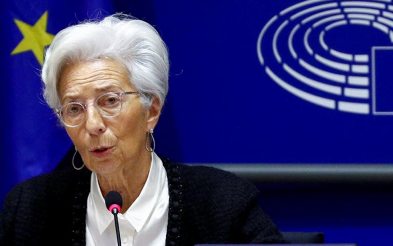 Λαγκάρντ: Είμαι βέβαιη ότι τα ελληνικά ομόλογα θα ενταχθούν τελικά στο πρόγραμμα αγοράς τίτλων της EKT