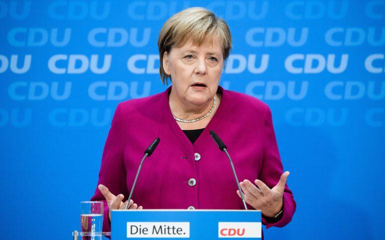 Γερμανία: Διχασμένη η κοινή γνώμη για την παραμονή της Μέρκελ στην καγκελαρία
