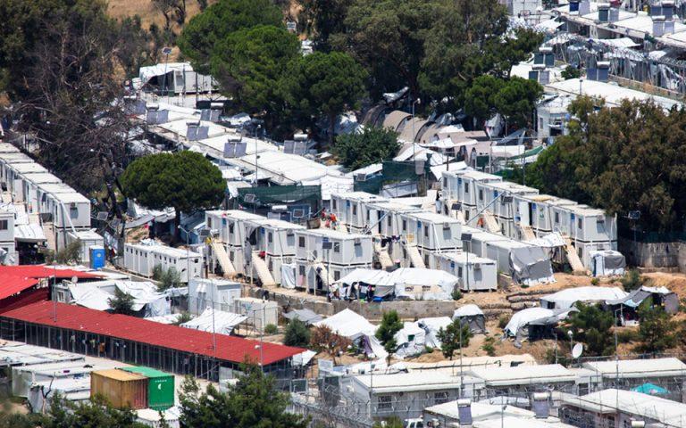 Συγκεντρώσεις διαμαρτυρίας σε Λέσβο και Χίο κατά της επίταξης περιοχών για το μεταναστευτικό
