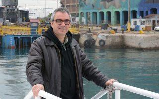 Ο Νίκος Διαμαντής έδωσε χαρακτήρα στο Δημοτικό Θέατρο Πειραιά.