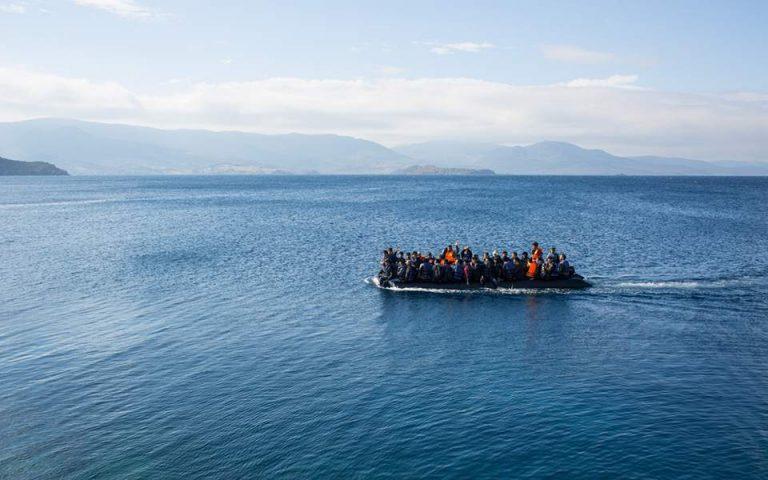 Μεταναστευτικό: Πάνω από 220 αφίξεις στα ελληνικά νησιά το τελευταίο 24ωρο