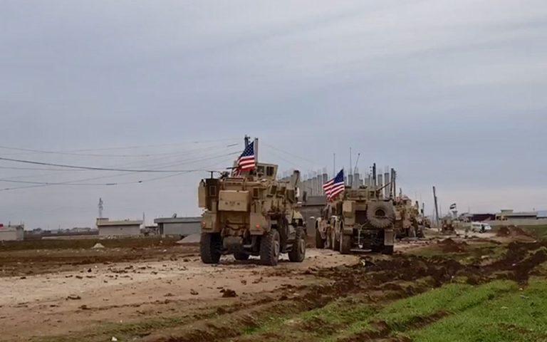 Συρία: Συγκρούσεις ανάμεσα σε αμερικανικές δυνάμεις και φιλοκυβερνητικές πολιτοφυλακές