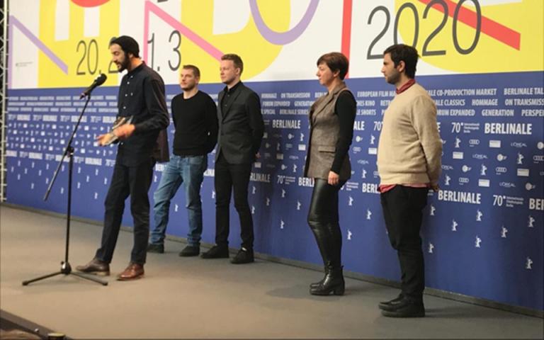 Βράβευση ελληνικής ταινίας στη Berlinale