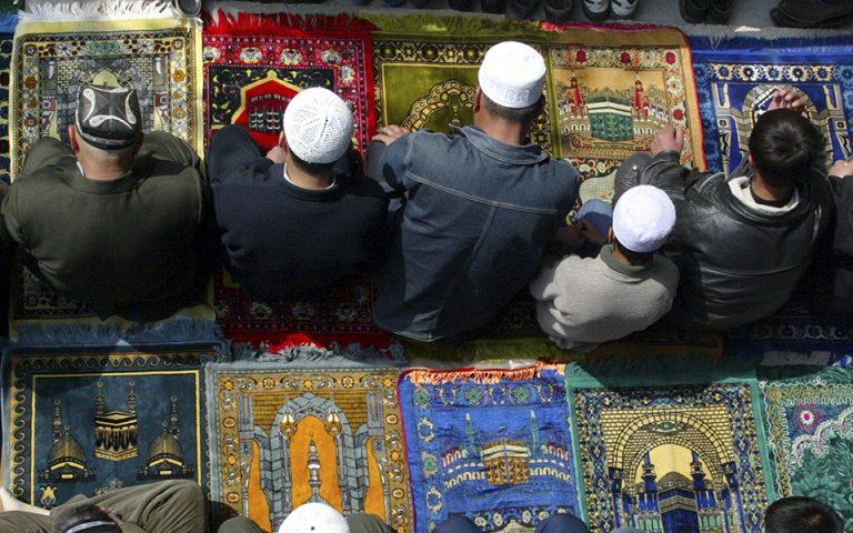 Τόκιο 2020: Κινητό τζαμί στην καρότσα φορτηγού για τους μουσουλμάνους αθλητές (φωτογραφία)