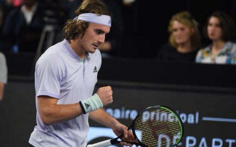 Ο Στέφανος Τσιτσιπάς κατέκτησε το Open της Μασσαλίας
