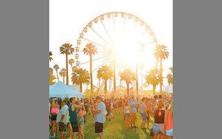 Το μεγάλο φεστιβάλ Coachella στην Καλιφόρνια αναβλήθηκε για τον Οκτώβριο.
