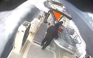 Προκλητική παρενόχληση ελληνικού σκάφους από την τουρκική ακτοφυλακή με προφανή κίνδυνο σύγκρουσης