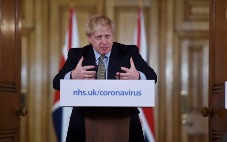 Λουκέτο σε όλα τα σχολεία της Βρετανίας αποφάσισε ο Τζόνσον