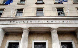 Οι έκτακτες συνθήκες θα επηρεάσουν αρνητικά τα σχέδια των τραπεζών, εκτιμά η ΤτΕ.