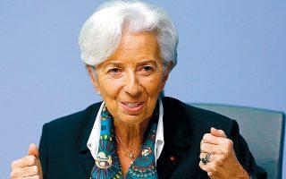 Η επικεφαλής της ΕΚΤ φέρεται αποφασισμένη να πράξει ό,τι είναι αναγκαίο για να στηρίξει την ευρωπαϊκή οικονομία. Στο Eurogroup αυτής της εβδομάδας η Κριστίν Λαγκάρντ έστειλε ένα ηχηρό μήνυμα προς όλους ζητώντας να εκδοθεί ένα ειδικό ευρωομόλογο για την αντιμετώπιση της πανδημίας.