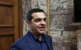 Με τη δήλωση «η φύλαξη των συνόρων μας αποτελεί αυτονόητο καθήκον για κάθε κυβέρνηση» ο Αλέξης Τσίπρας απέφυγε την πρόκληση νέων παρεξηγήσεων.