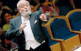 Ο Πολωνός Κριστόφ Πεντερέτσκι υπήρξε ένας από τους μεγάλους συνθέτες της μεταπολεμικής Ευρώπης.