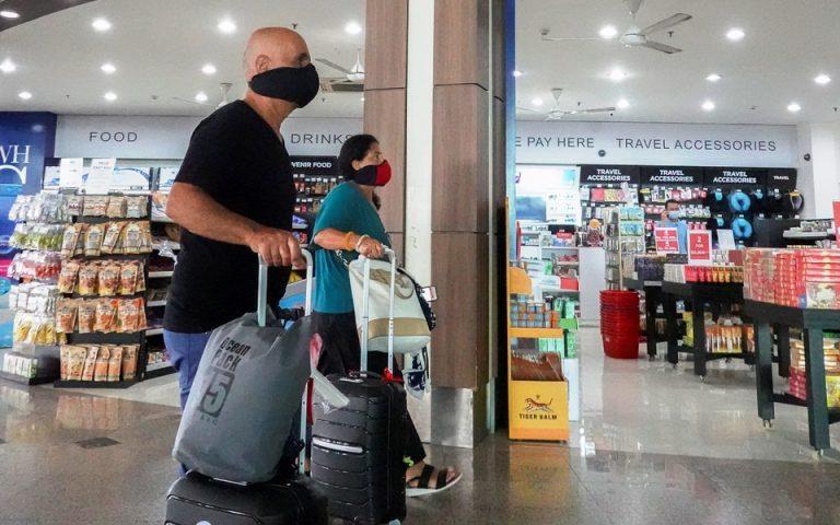 ΓΓΠΠ: Απάντηση στις διαμαρτυρίες εγκλωβισμένων Ελλήνων σε αεροδρόμιο του Λονδίνου
