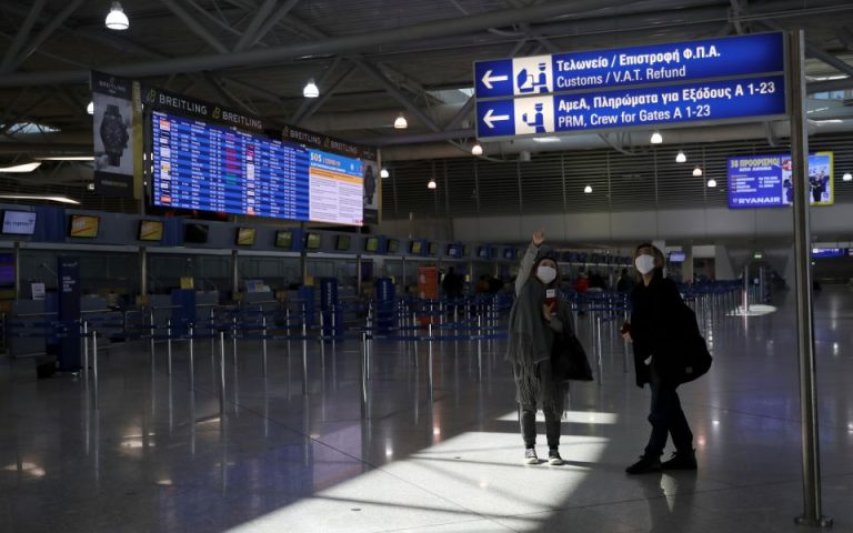 Αναστολή πτήσεων από και προς Ολλανδία και Γερμανία